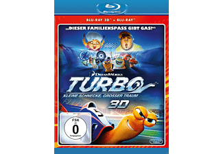 Turbo - (3D Blu-ray (+2D))