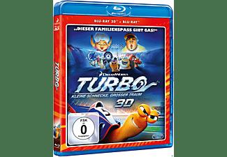 Turbo 3D Blu-ray (+2D)