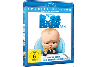 The Boss Baby 3D Blu-ray (+2D)