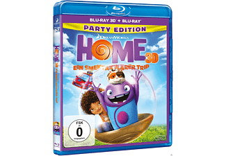 Home - Ein smektakulärer Trip 3D Blu-ray (+2D)