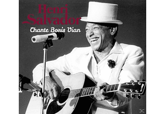 Henri Salvador - Chante Boris Vian  - (CD)