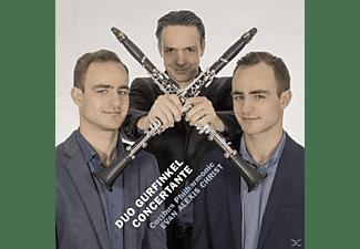 Duo Gurfinkel, Philharmonisches Orchester des Staatstheaters Cottbus - Concertante  - (CD)
