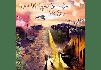 Raphael Kaefers Tyranno Saurus Jazz - FIRST STEPS  - (CD)