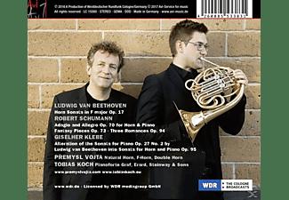Vojta Premysl, Tobias Koch - Metamorphosis - Horn & Klavier  - (CD)