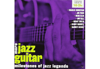 VARIOUS - Jazz Guitar Vol.2  - (CD)