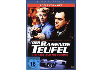 The Fast and the Furious - Der rasende Teufel DVD