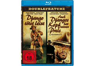 Django Box Vol. 02: Django tötet leise, Auch Djangos Kopf hat seinen Preis Blu-ray