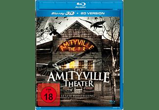 Amityville Theater - Die letzte Vorstellung 3D Blu-ray