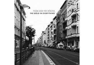 Thom And The Wolves - The Gold In Everything - (CD)