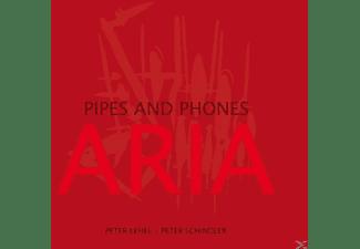 aria pipes and phones peter lehel peter schindler auf cd. Black Bedroom Furniture Sets. Home Design Ideas