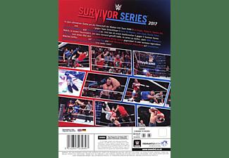 Survivor Series 2017 DVD