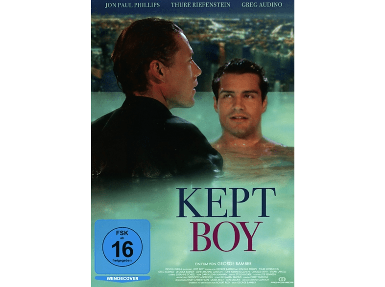 KEPT BOY-ORIGINAL KINOFASSUNG [DVD]