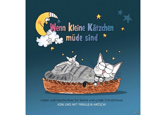 Carmen Hatschi - WENN KLEINE KÄTZCHEN MÜDE SIND  - (CD)
