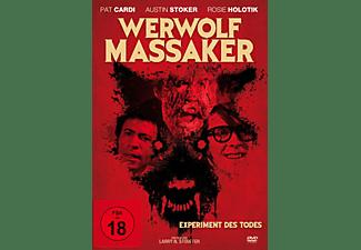 Die Teufelsbestie (Werwolf Massaker - Experiment des Todes) DVD