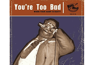 VARIOUS - You're Too Bad - (CD)
