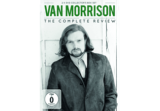 Van Morrison - The Complete Review DVD