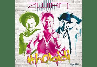 Zwirn - #hobidi  - (CD)