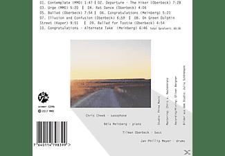 Meinberg/Meyer/Oberbeck/Cheek - The Hiker  - (CD)