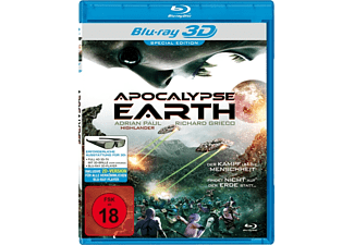 Apocalypse Earth Blu-ray