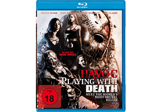 Havoc - Playing with Death Blu-ray