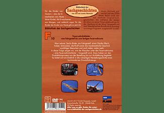 Bibliothek der Sachgeschichten - F10 - Feuerwehrdrehleiter DVD