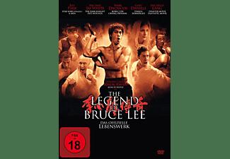 The Legend of Bruce Lee DVD