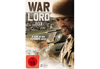 War Lord (6 Filme-Box) DVD