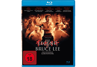 The Legend of Bruce Lee - (Blu-ray)