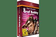 Peter Alexander: Graf Bobby Komplettbox - Die komplette Filmtrilogie [DVD]