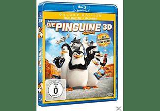 Die Pinguine aus Madagascar 3D Blu-ray (+2D)