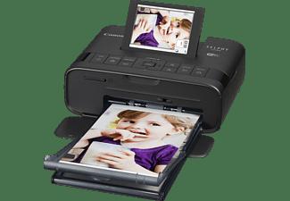 Impresora fotográfica - Canon Selphy CP1300, Tamaño postal, Wi-Fi, USB, SD, Negra