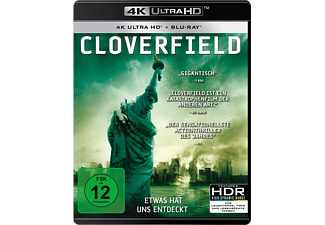 Cloverfield (inkl. HDR) [4K Ultra HD Blu-ray + Blu-ray]