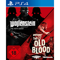 Wolfenstein The New Order & The Old Blood [PlayStation 4]