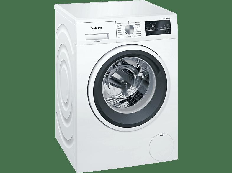 SIEMENS WM14T411  Waschmaschine (7.0 kg, 1397 U/Min., A+++)