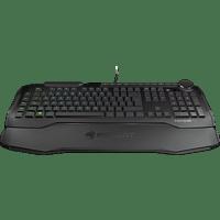 ROCCAT Horde AIMO, Gaming Tastatur, Rubberdome