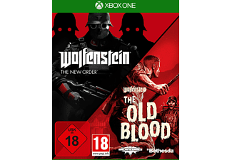 Wolfenstein The New Order & The Old Blood  - [Xbox One]