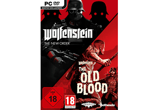 Wolfenstein The New Order & The Old Blood - [PC]