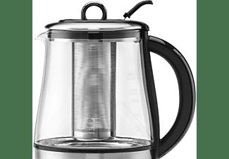 GASTROBACK 42438 Design Tea & MoreAdvanced Teekocher (1400 Watt , Edelstahl)