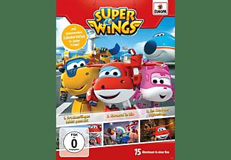 Super Wings - Folgen 1, 2, 3 DVD