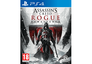 Assassin's Creed Rogue Remastered NL/FR PS4