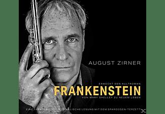 August Zirner - Frankenstein  - (CD)