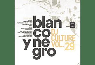 Blanco y negro - DJ Culture Vol. 29
