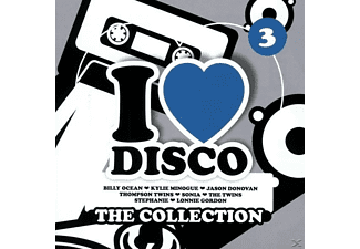 VARIOUS - I Love Disco Collection Vol.3  - (CD)