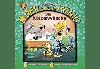Der Kleine König - 39: Die Katzenwäsche  - (CD)