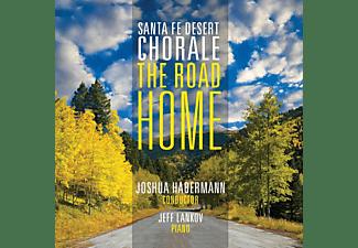 Jeff Lankov, Santa Fe Desert Chorale - The Road Home  - (CD)