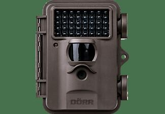 DÖRR SNAPSHOT LIMIT BLACK 5.0S Überwachungskamera  Braun, LCD