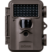 DÖRR SNAPSHOT LIMIT BLACK 5.0S Überwachungskamera  Braun, 5 Megapixel, LCD