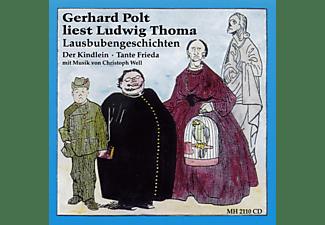 - Lausbubengeschichten  - (CD)