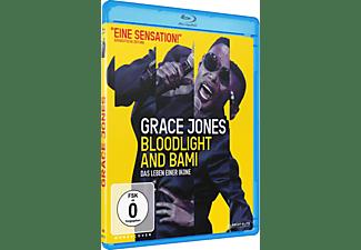 JONES GRACE - Grace Jones: Bloodlight & Bami  - (Blu-ray)
