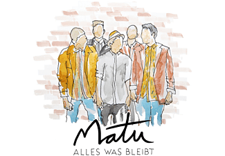 Matu - Alles Was Bleibt  - (CD)